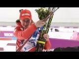 Золотые победы Дарьи Домрачевой